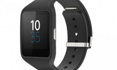 Sony Smartwatch 3, nuovi aggiornamenti GPS e stabilità di sistema