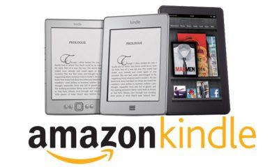 Amazon Kindle 2016, arriva la nuova versione del celebre e-reader