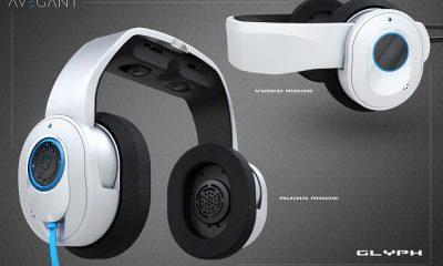 Avegant Glyph, nuove cuffie top di gamma con display integrato per videogame e serie TV