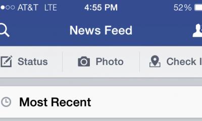 Facebook cambia ancora il News Feed: prima i post degli amici