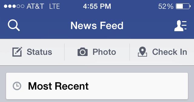 Facebook mette gli amici per primi: cambia ordine nella tua bacheca