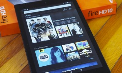 Amazon Fire HD 10, l'annuncio ufficiale: specifiche tecniche e news