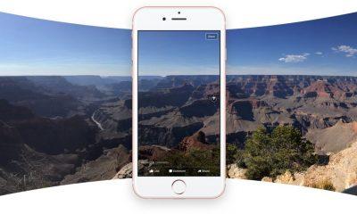 Facebook: arrivano ufficialmente le foto a 360 gradi