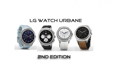 LG Watch Urbane 2nd Edition: lo smartwatch diventa smartphone, con Android Wear!