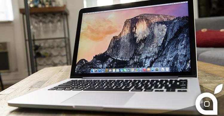 Apparse le foto del prossimo MacBook Pro con touch bar OLED