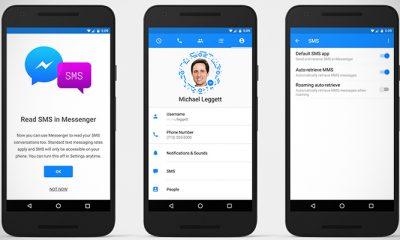 Facebook Messenger integra gli Sms, ma solo su Android