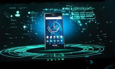 Solarin, il nuovo smartphone Android ultra-criptato da 20.000 dollari
