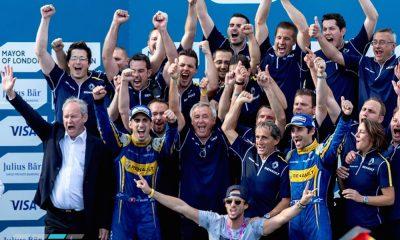 Formula E, Renault vince il campionato del mondo fra auto 100% elettriche