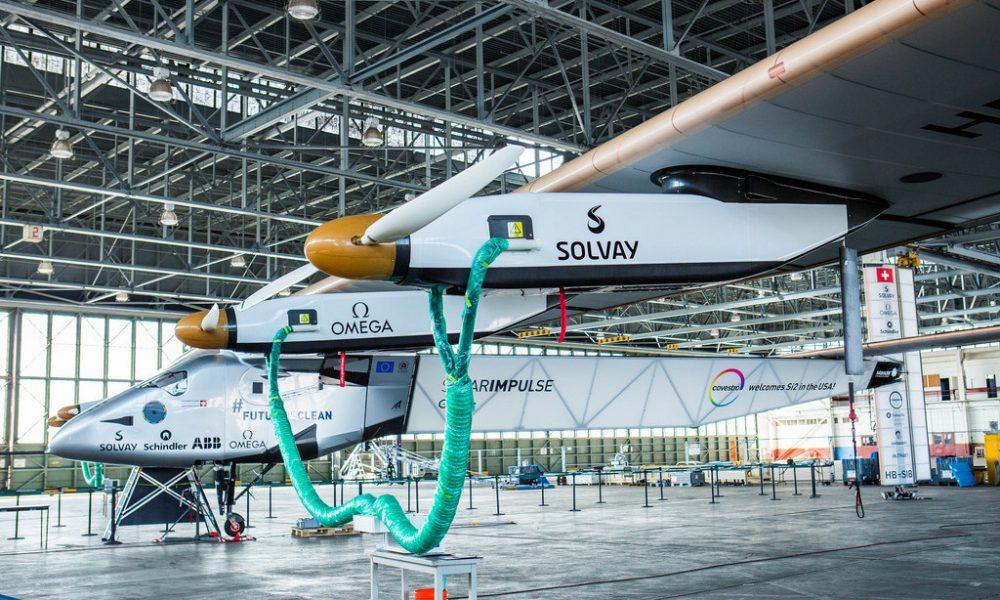 Solar Impulse 2: il primo giro del mondo dell'aereo solare