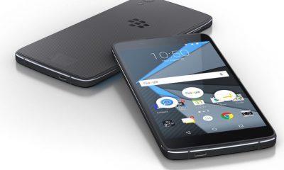 Blackberry DTEK50, arriva un nuovo smartphone Android dedicato alla privacy su misura