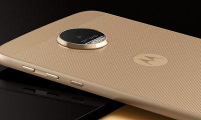 Moto Z Play, un nuovo smartphone modulare Android per Lenovo