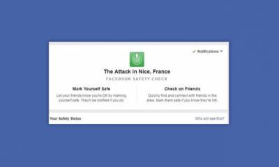 Nizza, attentato: Facebook attiva il Safety Check
