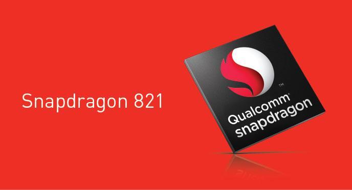 Qualcomm annuncia lo Snapdragon 821