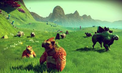No Man's Sky per Playstation, l'esplorazione dei mondi abbia inizio