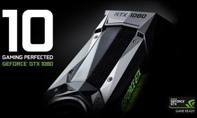 Nvidia GeForce GTX 10 Series, realtà virtuale di alta qualità sui notebook