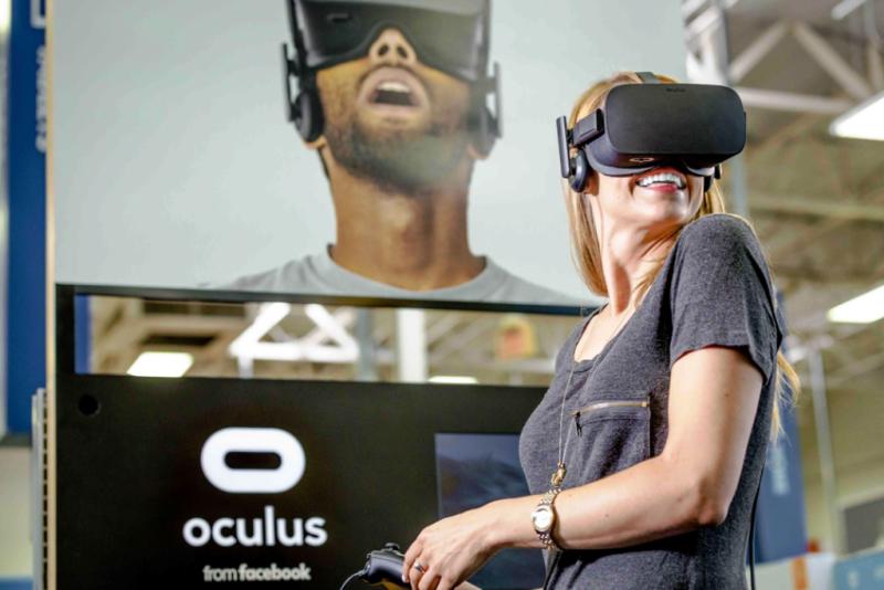 Oculus Rift, da settembre in Europa