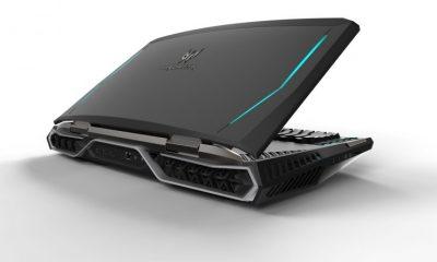 Acer Predator 21 X, primo notebook gaming con schermo curvo