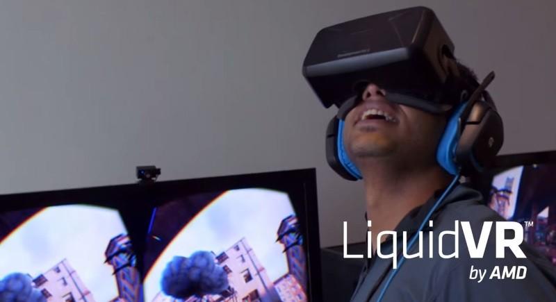 AMD, un keynote sulla VR a IFA 2016