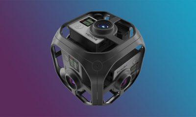 GoPro Omni: la nuova realtà virtuale prodotta da un'action cam di lusso