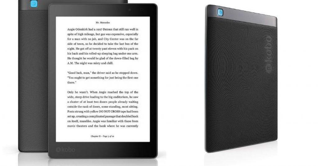Kobo Aura One: ecco il più grande ebook reader resistente all'acqua