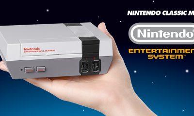 Nintendo Classic Mini, rivelate nuove funzioni della storica console reboot