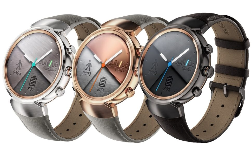 IFA 2016, Asus rivela ZenWatch 3
