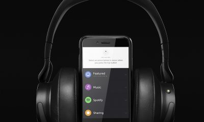 Muzik One, le cuffie smart con Spotify integrato
