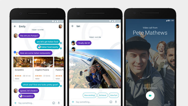 Google ha il suo WhatsApp: si chiama Allo