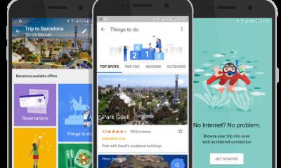 Google Trips, la nuova app per chi ama viaggiare