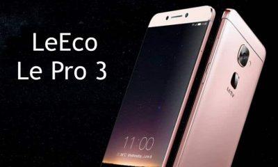 LeEco Le Pro 3 ufficiale: specifiche tecniche di un ottimo smartphone Snapdragon 821