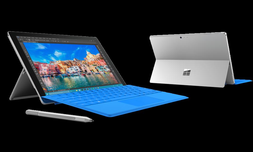 Surface Pro 4: sostituisce il vostro notebook e Microsoft torna cool