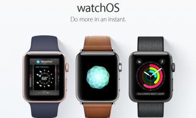 WatchOS 3, le principali novità introdotte