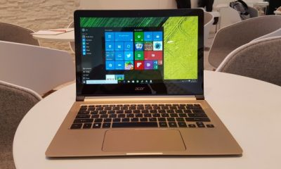 Acer Swift, la nuova gamma di notebook ultra sottili