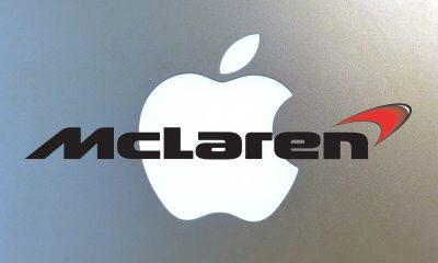 Apple vuole comprare la McLaren che (per ora) smentisce