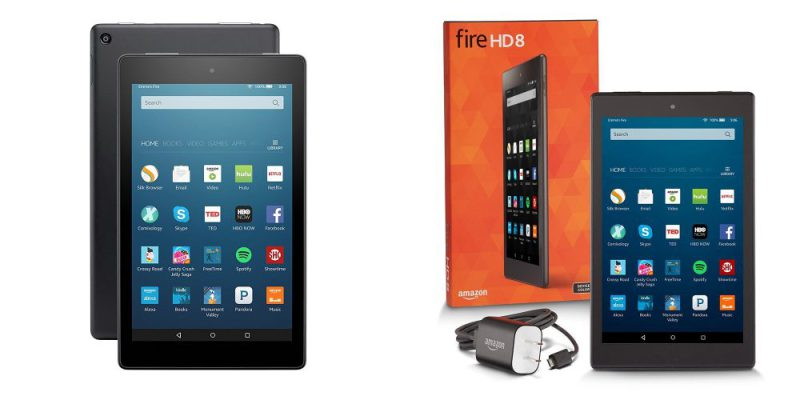 Amazon annuncia Fire HD 8 a meno di 110€