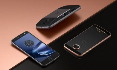 IFA 2016, arriva Moto Z Play, smartphone modulare all'avanguardia