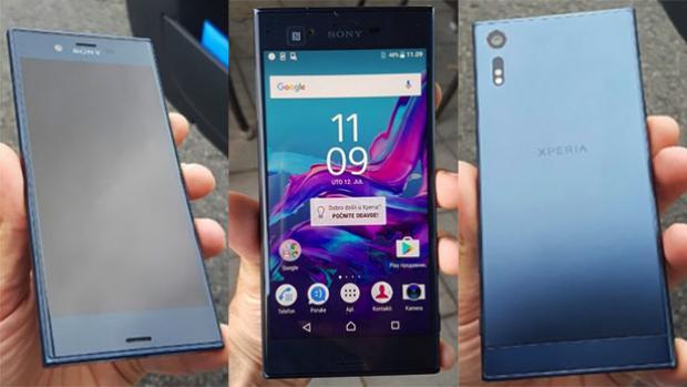 Sony Xperia X Compact si mostra su Twitter (e forse ad IFA)