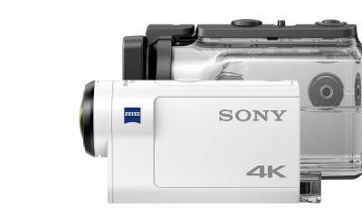 IFA 2016, Sony action cam FDR-X3000R: un'idea per vincere la concorrenza