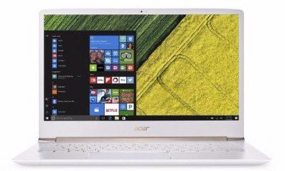 IFA 2016, Acer Swift 7 è il notebook più sottile del mondo firmato Intel