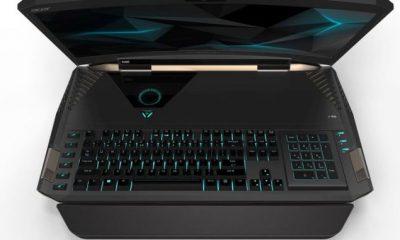 IFA 2016, Acer Predator 21 X debutta tra i notebook per gaming di alto livello