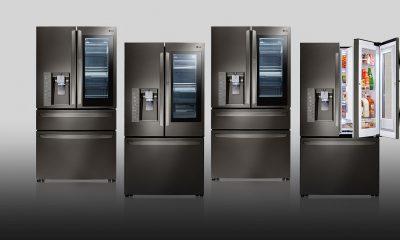 LG presenta il frigorifero intelligente con Windows 10