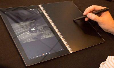 Lenovo Yoga Book ad Ifa 2016: scheda tecnica e prezzi