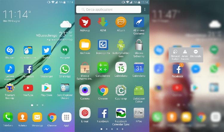 Samsung Galaxy S7, arriva Android Nougat con interfaccia Grace UX
