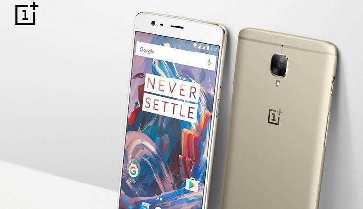 OnePlus 3 Soft Gold torna disponibile all'acquisto: news e specifiche tecniche