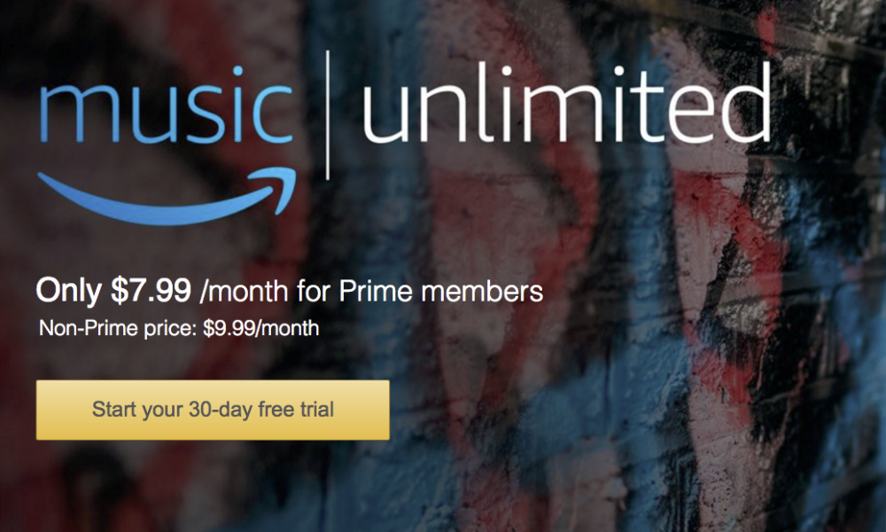 Amazon lancia Music Unlimited, nuovo servizio di streaming musica
