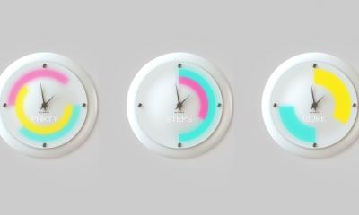 Glance Clock, l'orologio smart per non perdere le notifiche