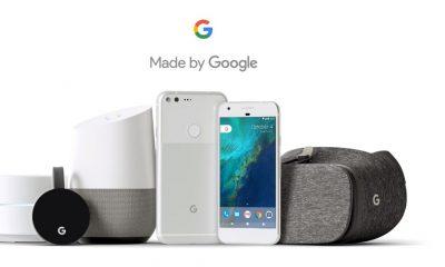 Made by Google, tutte le novità annunciate all'evento