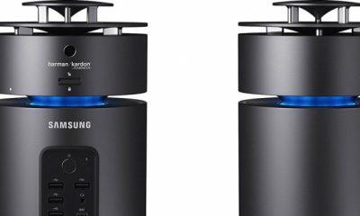 Samsung Art PC Pulse, il nuovo concept computer cilindrico con Intel Core i7