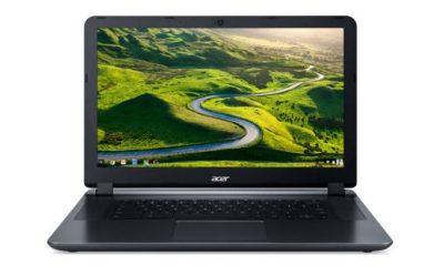 Acer Chromebook 15: scheda tecnica e prezzo competitivo