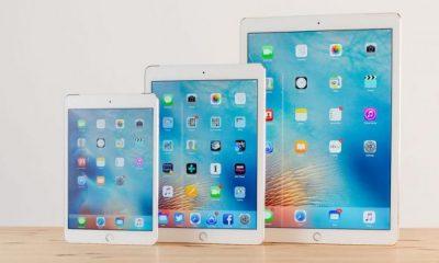 Apple iPad Pro, in arrivo tre nuovi tablet per primavera 2017